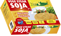 Vege Steak Soja (F) -